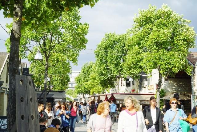 파리 최대 와인 창고의 변신, 베르시 빌라쥬 Bercy Village