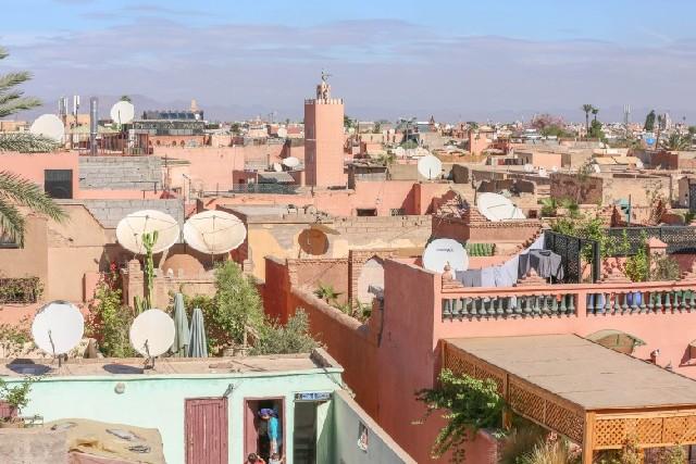 천 년이 넘은 붉은 도시,  모로코 마라케시에 가다