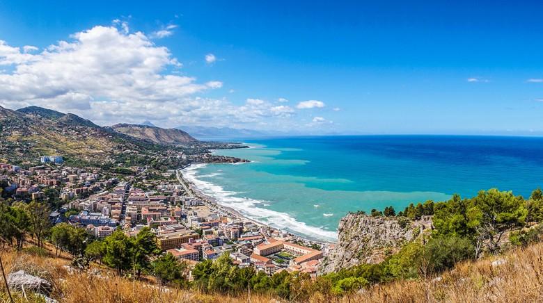 유럽 지중해 여행, 이탈리아 시칠리아를 유영하다