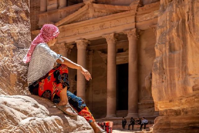 세계 7대 불가사의, 천 년 전 고대 도시 페트라!