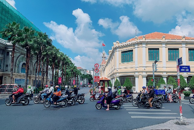 발전하고 있는 베트남의 현재, 호치민의 이색 명소