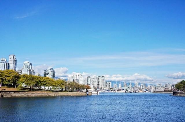 밴쿠버에 왔다면, 개스타운과 밴쿠버 룩아웃 전망대로