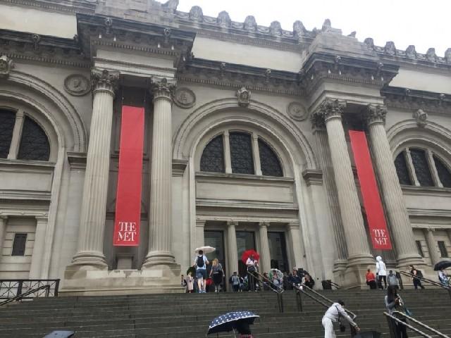 박물관이 살아있다!  뉴욕 박물관, 미술관 3선