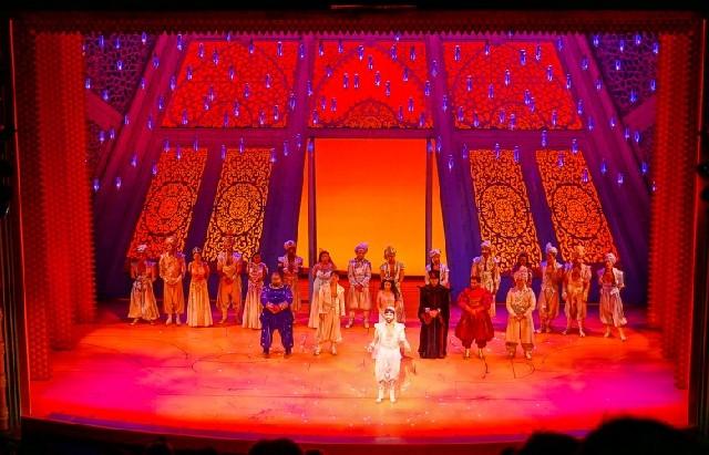 뉴욕 브로드웨이 뮤지컬! 오페라의유령 VS 알라딘