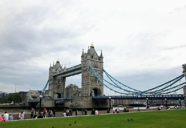 아이와 함께 런던 타워브리지 즐기기