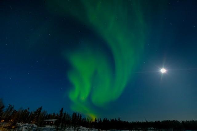 캐나다 옐로나이프에서 오로라를 만나는 세 가지 방법