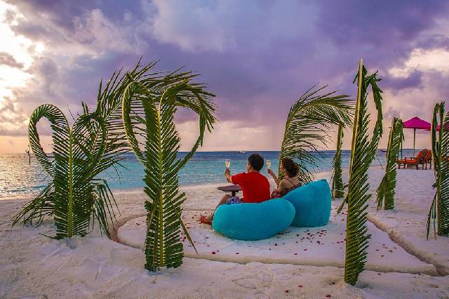 몰디브를 더 로맨틱하게 즐기는 다섯가지 방법