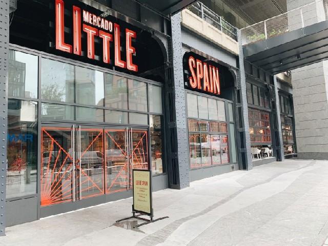 맨해튼의 새로운 랜드마크 2편, 허드슨 야드의 '리틀 스페인 Mercado Little Spain'