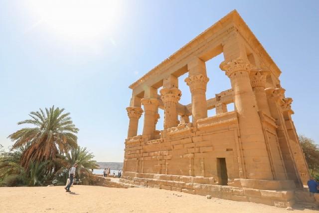 이집트 아스완, 나일강 따라 주변 명소 탐방