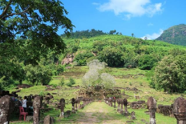 순례자의 마음으로, 왓푸(Vat Phou)사원