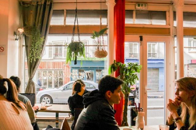힙스터가 찾는 파리의 감성 카페 3곳