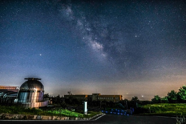 제주의 별 헤는 밤, 은하수 촬영하기 좋은 장소