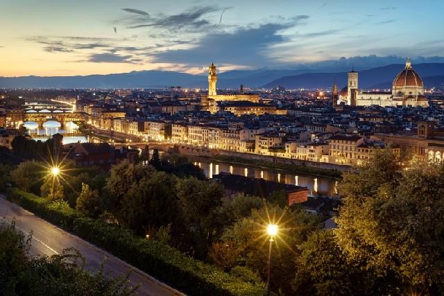 찬란한 르네상스를 꽃 피웠던 도시, 이탈리아 피렌체