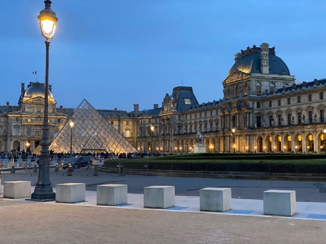 500년 만의 인연, 파리 문화예술 여행 그 뒷이야기