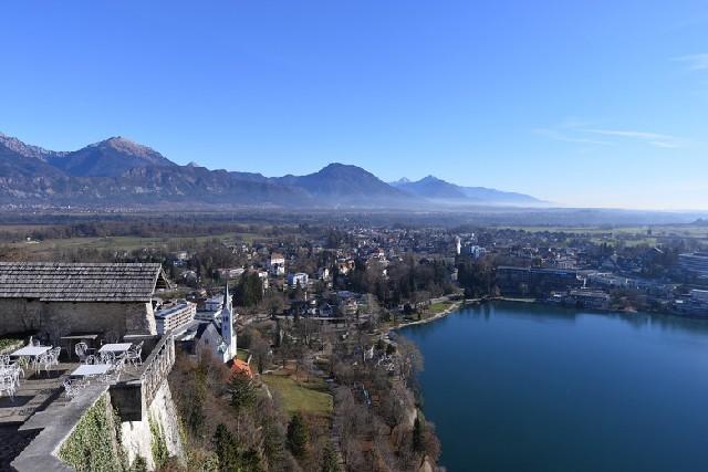 동화 속 풍경을 만날 수 있는 슬로베니아 블레드 성