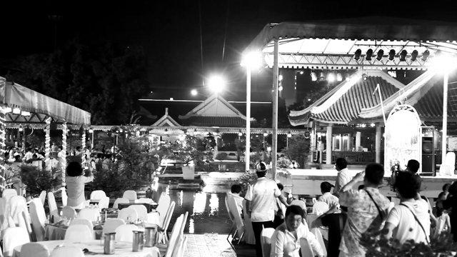 [태국] 세계 최대규모의 방콕 로얄드래곤 레스토랑