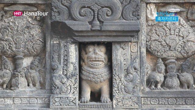 [인도네시아] 족자카르타의 세계문화유산, 프람바난 사원