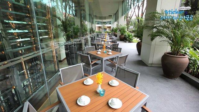 [호텔] 싱가포르 파크 리지스