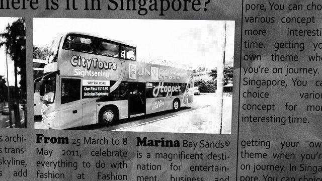 [싱가포르] 시티투어 덕투어, 2층버스, 리버보트