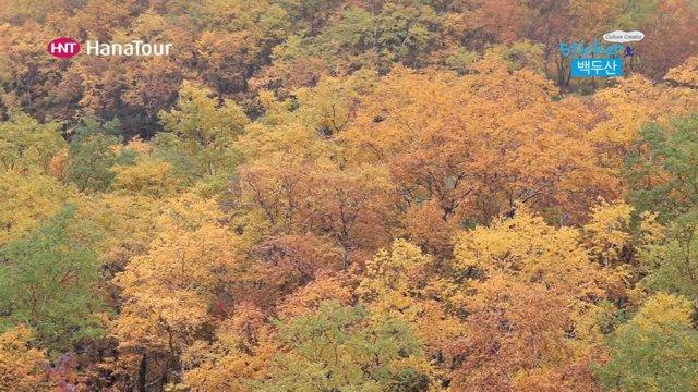 [중국] 연길의 백두산 북파코스