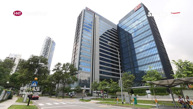 싱가포르 라마다 호텔/ Singapore ramada Hotel